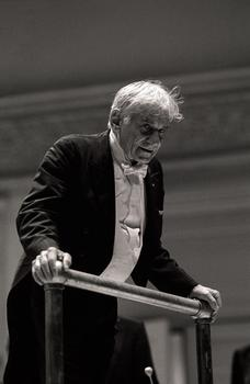 Vienna Philharmonic Orchestra in Carnegie Hall; September 24, 1987.