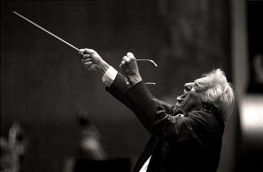 Chicago Symphony Orchestra in Avery Fisher Hall; June 24, 1988.