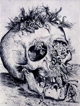 War is Hell: At the Neue Galerie, German painter Otto Dix's drawings from World War I are on display. He served in the trenches for several years.