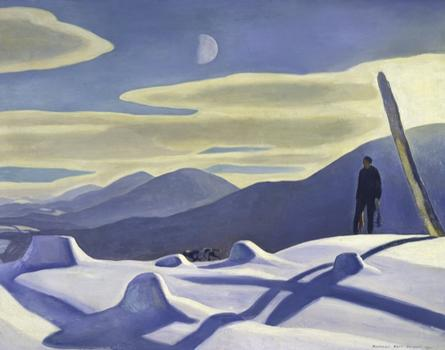 The Whitney Museum digs into its archives to present founding works from the collection, such as Rockwell Kent's 'The Trapper,' from 1921.