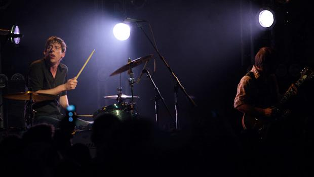 Black Keys performed at the Classic Car Club in SoHo on May 15.