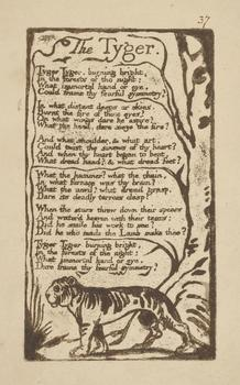 William Blake (1757–1827) From Songs of Innocence and of Experience: Shewing the Two Contrary States of the Human Soul, ca. 1795