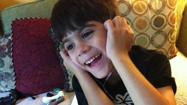 Braulio Rosado's older son, Nicolas