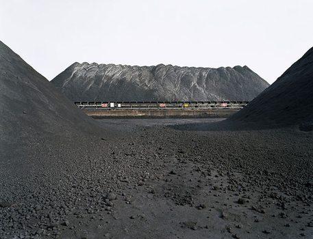 """Bao Steel #7"" was taken in Shanghai, China in 2005."