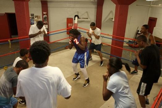 Claressa Shields, 16-year-old boxer and Olympic hopeful