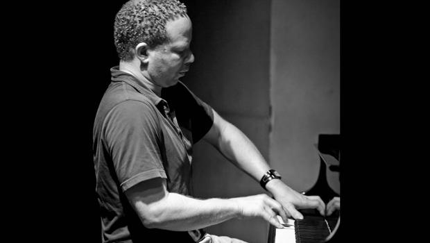 Craig Taborn performed with the Lotte Anker Trio at The Stone in the East Village on June 3.