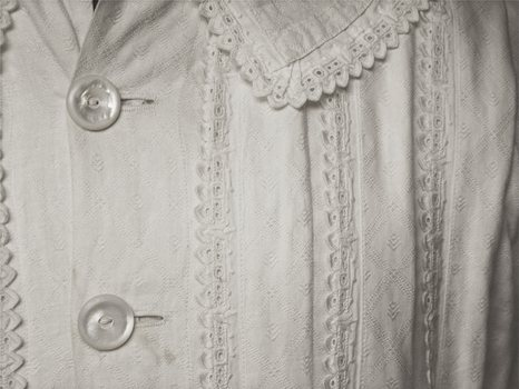 Emily Dickinson's only surviving dress