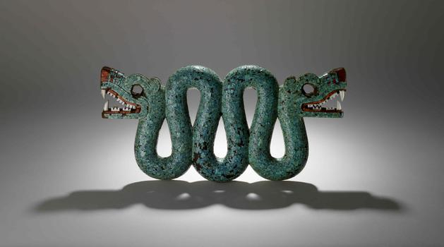 Double-headed serpent.