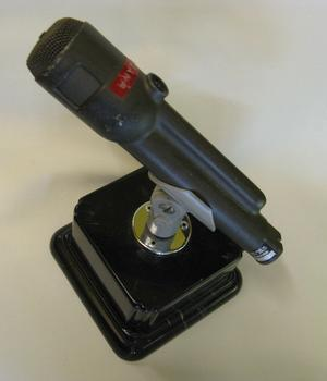 WNYC Electrovoice 666 Cardioid Microphone