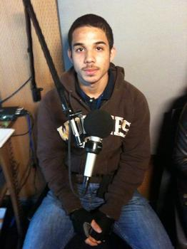 Egbert Delarosa at StoryCorps