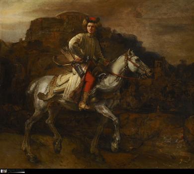<em>The Polish Rider</em>, c. 1655