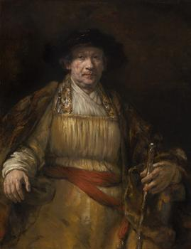 <em>Self-Portrait</em>, 1658