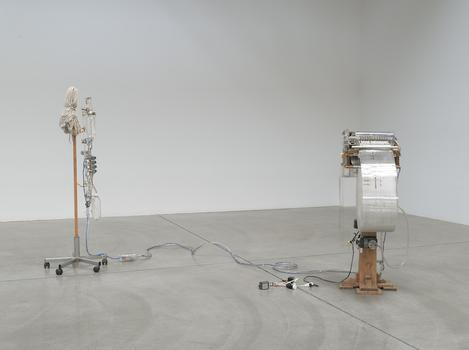 More Hawkinson: 'Ranting Mop Head (Synthesized Voice),' from 1995.