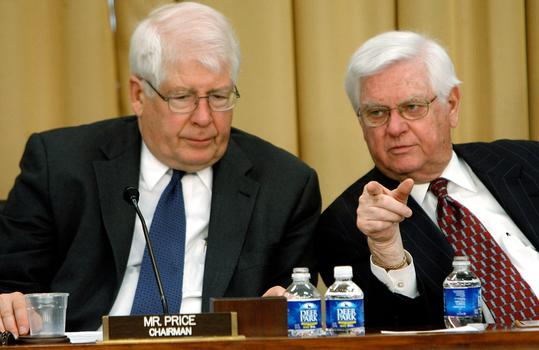 <strong>Appropriations:</strong> Harold 'Hal' Rogers (R-KY) (right)