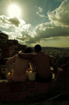 Also part of the Latin American film festival at Lincoln Center: 'Hermano,' from Venezuela, brings together themes of love, betrayal and soccer.