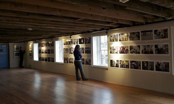 "When it re-opens, the Seaport Museum will feature a number of new exhibits, including one called ""Occupy Wall Street: A Photographic Document."""
