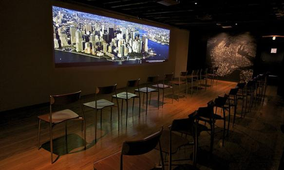 Films about New York's history and waterfront will also be screened at the new museum.