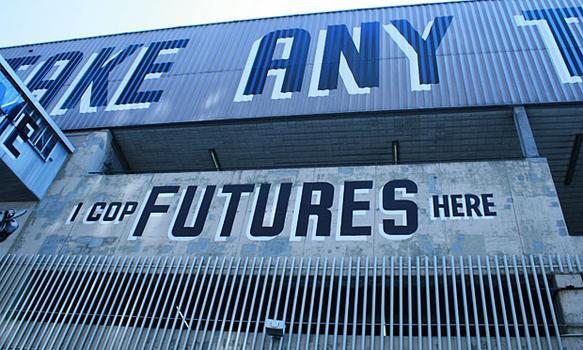 """I cop futures here."""