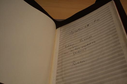 Mahler's celebrated 3rd Symphony is also part of the Lehman Collection.