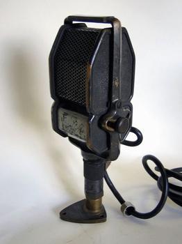 WNYC Amperite SR-80 Ribbon Microphone
