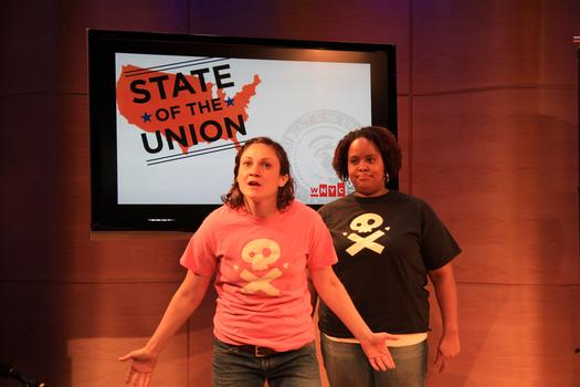 "Story Pirates perform ""States of the Union 2012"" in The Greene Space"