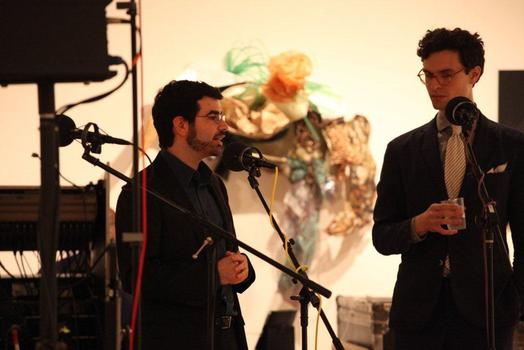 Composer-pianists Michael Brown and Timothy Andres