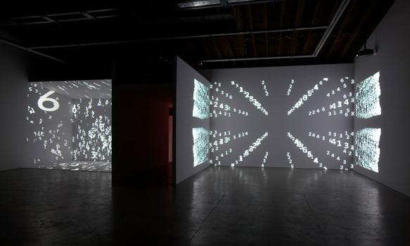 A solo show by Charles Atlas called <em>The Illusion of Democracy</em> is the inaugural show for Luhring Augustine's new space in Bushwick.
