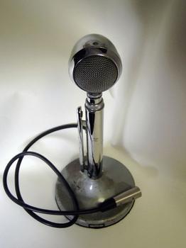 WNYC Astatic T-3 Microphone