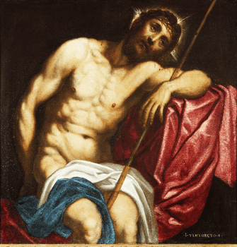 Jacopo Tintoretto, <em>Christ Mocked</em>, c.1548–1549