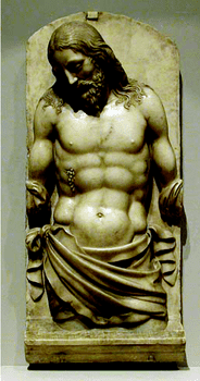 Cristoforo Solari (fl. 1489–1524), attributed to, <em>Man of Sorrows</em>, c.1500