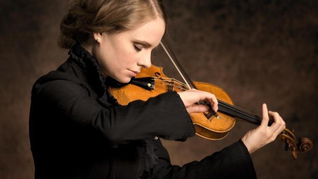 Violinist Julia Fischer