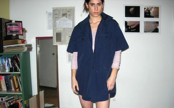 "Jill Magid: Multimedia installation 2007.  ""His Shirt."" Digital Photograph"