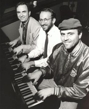 Leonard Lopate, Brian Lehrer, and Curtis Sliwa (1994)