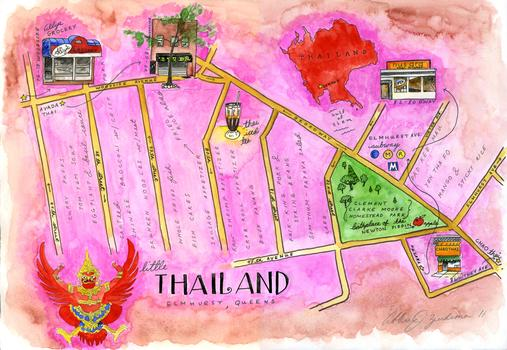 <strong>Hello Little Thailand by Abbie J. Zuidema</strong>