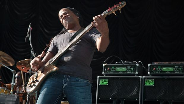 Living Colour performed at Summerstage in Central Park on June 5.
