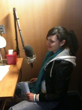 Lorenny Nuñez Adames at StoryCorps