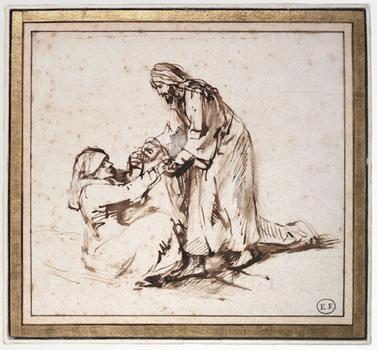 <em>The Healing of the Mother-in-Law of Saint Peter</em>, late 1650s