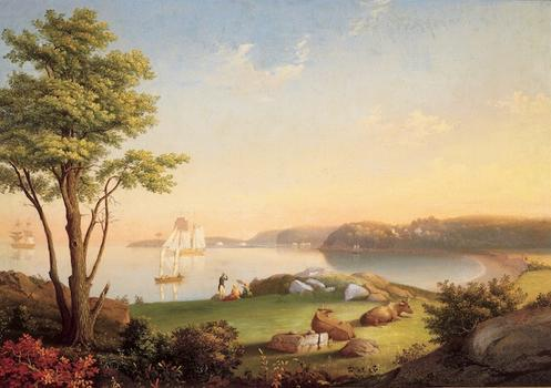 "From ""Remember the Ladies: Women of the Hudson River School"""