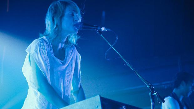 Metric performed at Terminal 5 in Midtown on May 16.