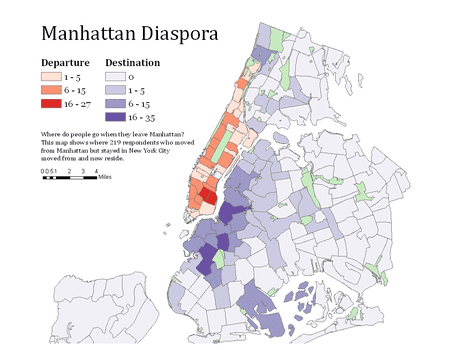 Manhattan Diaspora: Submission from <b>Michael Porter</b>