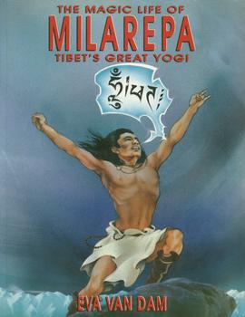 """Milarepa"" is a comic from Amsterdam."