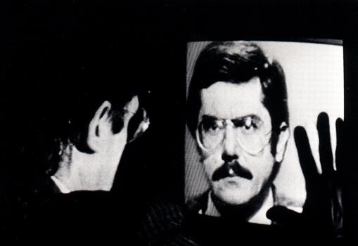 Juan Downey, an early pioneer in video art gets a thorough examination at the Bronx Museum of Art. Seen here: a still from the 1978 video 'More Than Two.'
