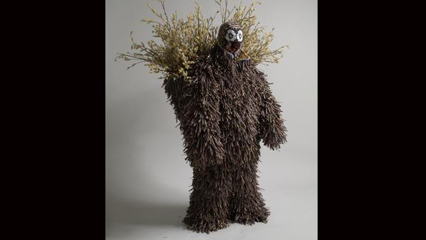 Soundsuit. Nick Cave, 2006.