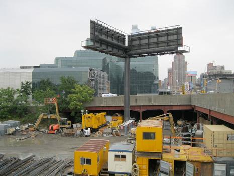 The Javits Convention Center was to host wrestling, judo, tae kwon do, fencing, weightlifting and table tennis. The plan was to renovate the structure to host the events.