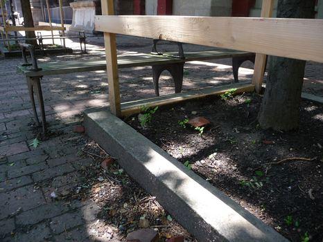 Base of tree guard