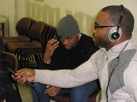 Ibrahim Abdul-Martin and Eon Hardy