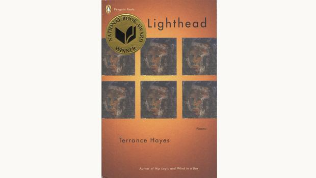 "Poetry Winner: ""Lighthead,"" by Terrance Hayes. Penguin Books"