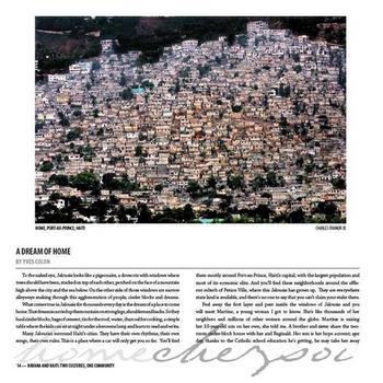 Havana and Haiti: Two Cultures, One Community (p. 14)