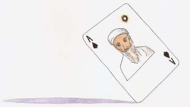 "Megan Piontkowski's ""Osama Bin Laden is Dead""—a hole in an ace, or an ace in a hole?"