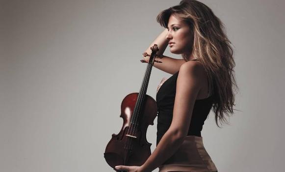 Scottish Violinist Niccola Benedetti